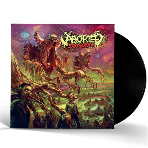 aborted visceral despondency aborted quot terrorvision quot 12 quot aborted