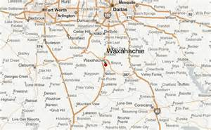 Where Is Tx Waxahachie Location Guide
