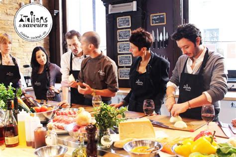 cours cuisine montr饌l ateliers et saveurs horaire d ouverture 444 rue