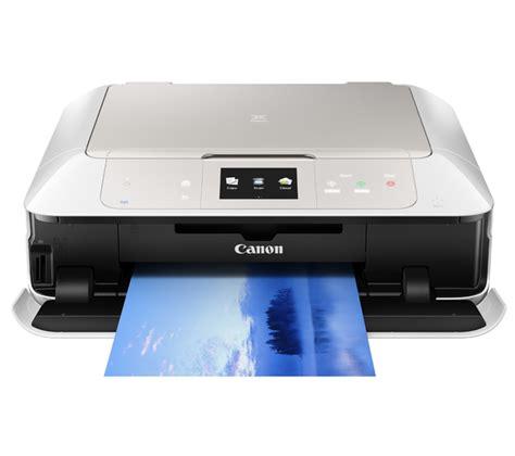 Canon Printer Multifunction Inkjet New canon pixma mg7550 colour all in one wireless inkjet printer white new ebay