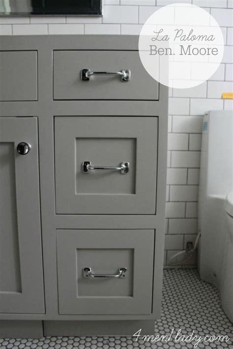 favorite pins friday grey cabinets and grey cabinets my favorite new gray la paloma by benjamin moore