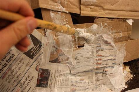 come fare per lavorare in come fare la cartapesta fiori di carta ecco come fare