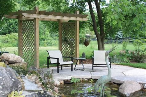 Landscaping Ideas Toronto Landscaping Network Small Pergola Designs