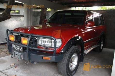 Jual Alarm Mobil Murah Jakarta jual 1995 toyota land cruiser vx mobil bekas otoguide di pancoran jakarta