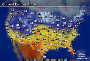 current temperature map current temperature map my