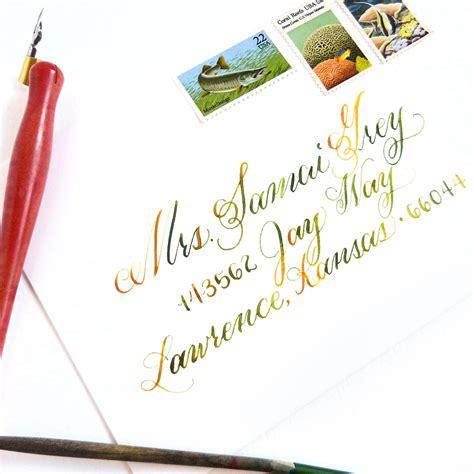 watercolor tutorial reddit watercolor calligraphy tutorial the postman s knock