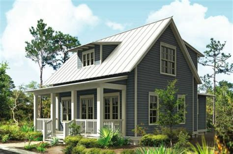 Delightful Cottage Style House Plans Screened Porch #1: Cottage-Style-House-Plans-Screened-Porch-Blueprints.jpg