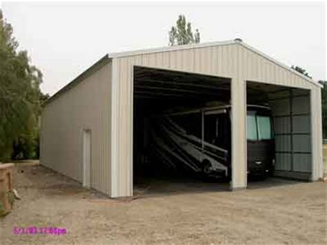Garage California Steel Rv Garage California Absolute Steel