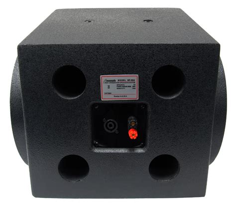 Speaker Box Advance acesonic sp 582 250w advanced speaker system