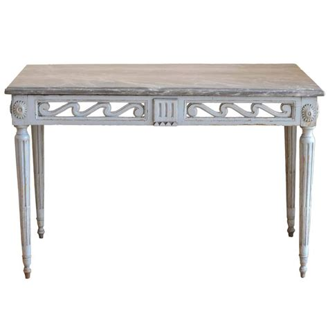provincial sofa table louis xvi provincial console table for sale at 1stdibs