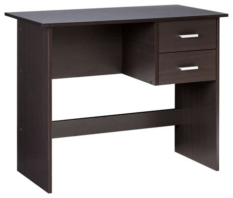 empire computer desk with hutch and usb hub comfort products comfort products adina 2 drawers