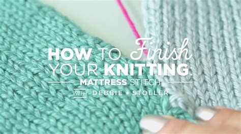 Mattress Stitch Sewing by 301 Moved Permanently