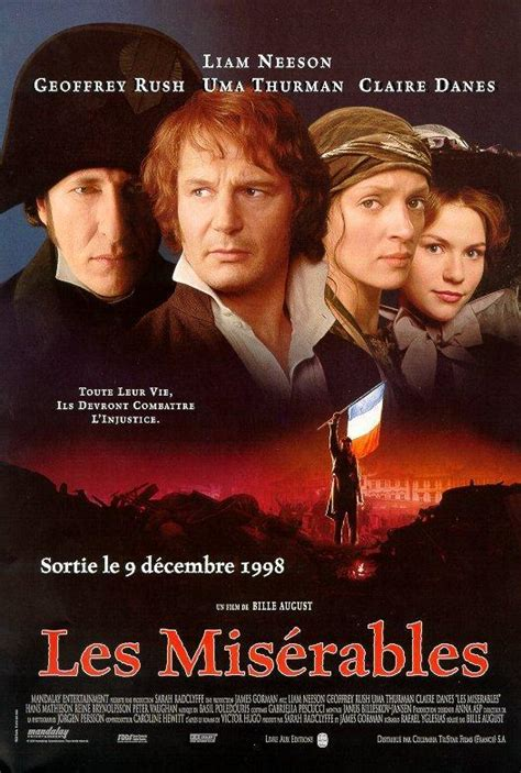 gerard depardieu les miserables trailer los miserables la leyenda nunca muere 1998 filmaffinity
