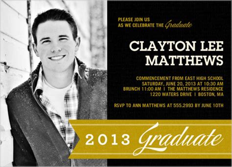 graduation invitations and announcements from new graduation announcements and invitations shutterfly blog