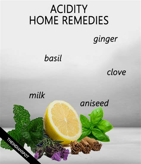fighting acidity with home remedies theindianspot
