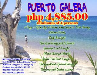 white galera house for rent rn one21 travel tours galera packages