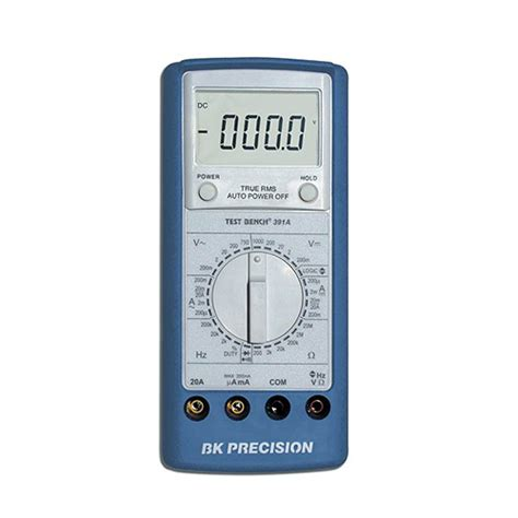 capacitance meter bk precision bk precision 391a 4 1 2 20 000 count test bench digital multimeter with rubberized at