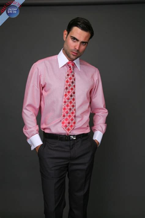what color tie with pink shirt mens pink shirt and tie artee shirt