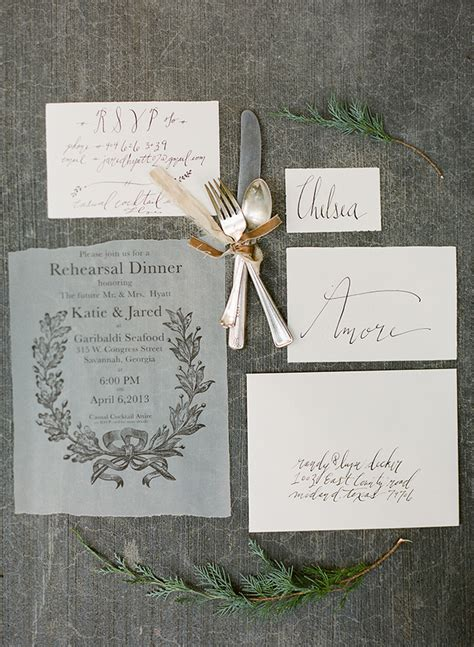 inspired wedding invitations s rustic italian inspired calligraphy wedding stationery