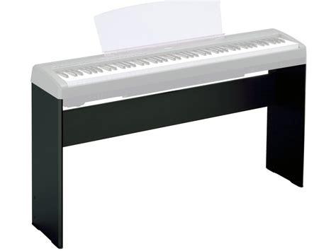 piedistallo tastiera yamaha l85 supporto mobile legno stand gambe p45 p115