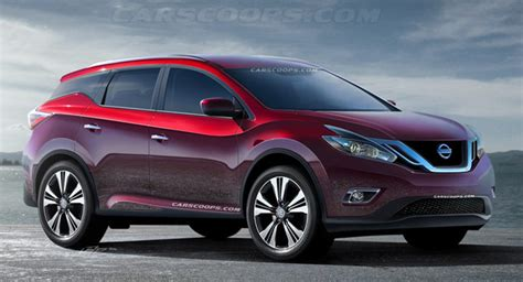 nissan murano 7 seater all new nissan murano coming to ny auto show won t get 7