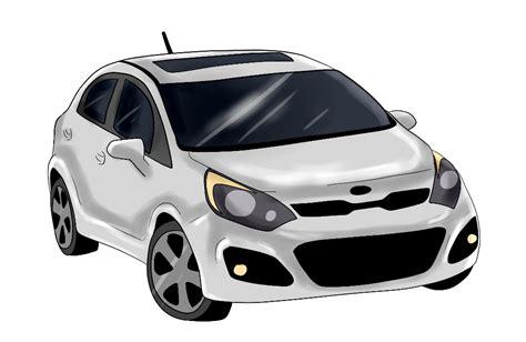 kia vehicle lineup 2014 kia car suv minivan line up cartoonized vehicle