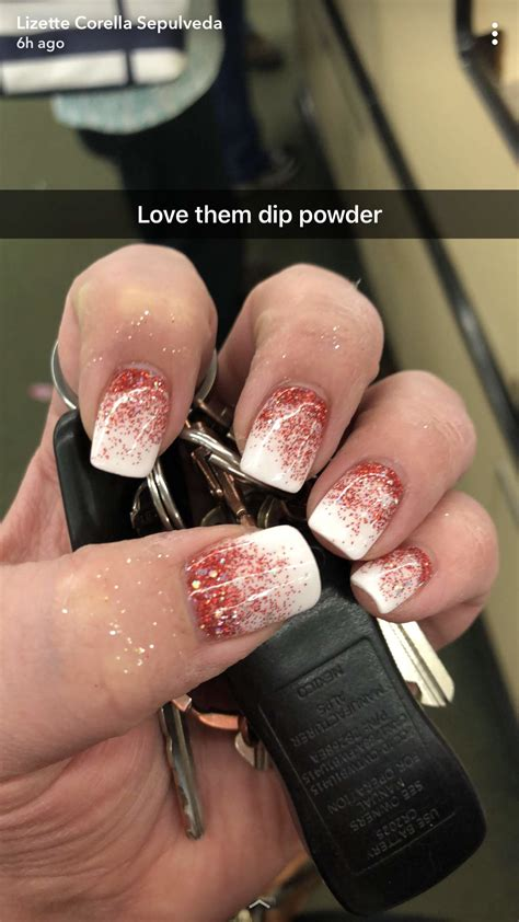 Powder Dip Nail Designs