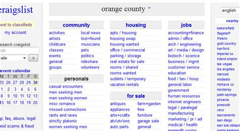 craigslist orange county security jobs security guards