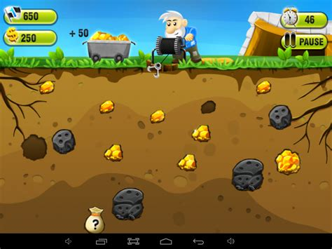 gamis gold gold miner gold android apps on play