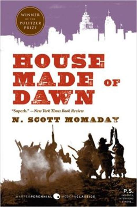 by the scot made to books house made of by n momaday 9780062121530