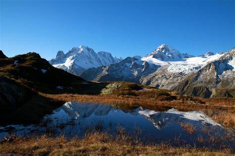 Mont Blanca 14 mont blanc mountain wallpapers