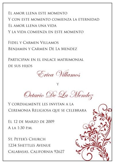 Wedding Invitation Exles by Wedding Invitations Wording Exles In Wedding