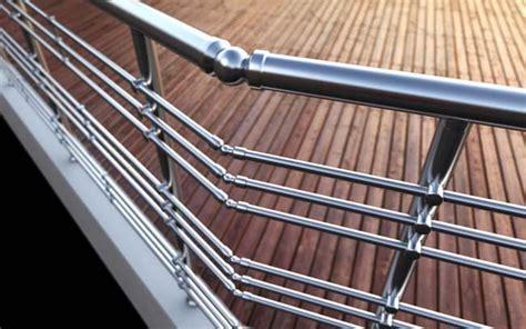ringhiera per esterno ringhiere moderne in alluminio per interni ed esterni m8100