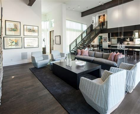 how to decorate a great room wood floor living room peenmedia