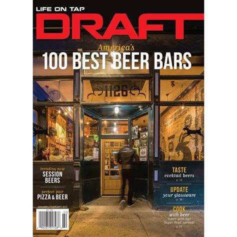 top 100 beer bars draft magazine ranks america s 100 best beer bars