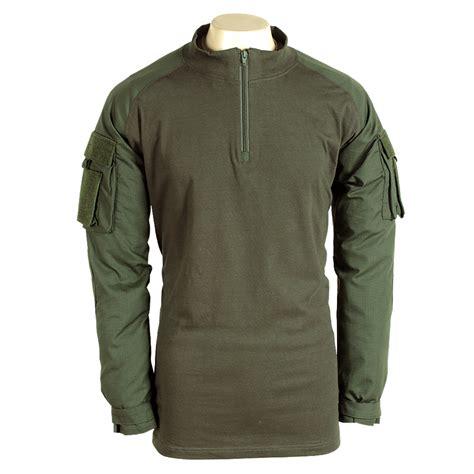 Combat Shirt Tactical voodoo tactical combat shirt with 1 4 zip
