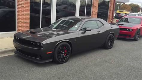 Lake Chrysler Jeep Dodge by 2015 Dodge Challenger Srt Hellcat Lake Norman Chrysler