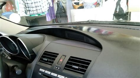 mazda dashboard 2010 mazda mazda3 dashboard melting 27 complaints