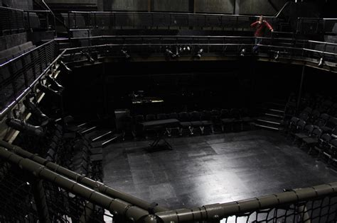 The Shed Theatre by The Shed At The National Theatre