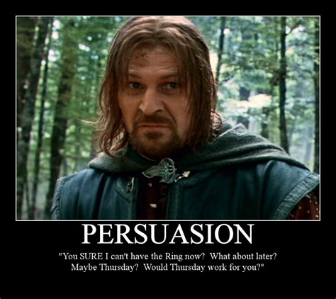 Boromir Meme - boromir poster 2 by tatooine92 on deviantart