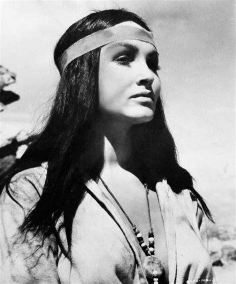 western film heroines julie newmar in mackenna s gold 1969 mackenna s gold