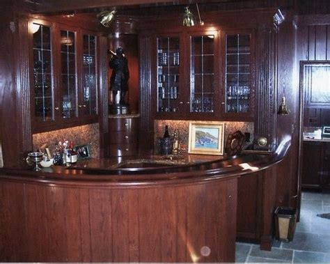 custom made home bar mcdermaid s pub