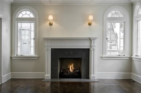 Fireplace Millwork by Fireplace Millwork Traditional Living Room Cameo Homes