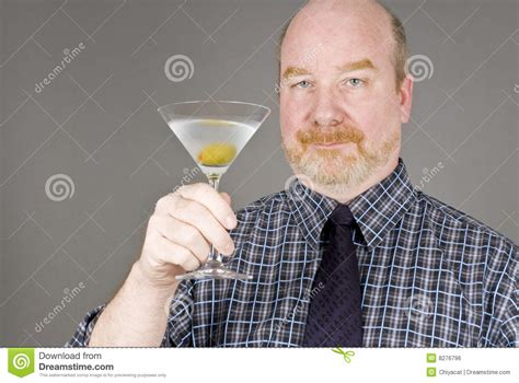 man holding martini man with martini royalty free stock image image 8276796
