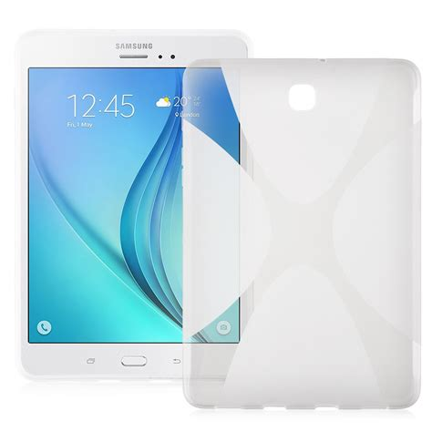 Cover Samsung Tab S2 gel rubber tpu silicone x line cover for samsung galaxy tab s2 8 0 quot 9 7 quot ebay