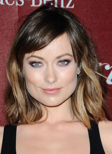 can you have short bangs with ombre hair ombre hair thinking about this for fall with longer side