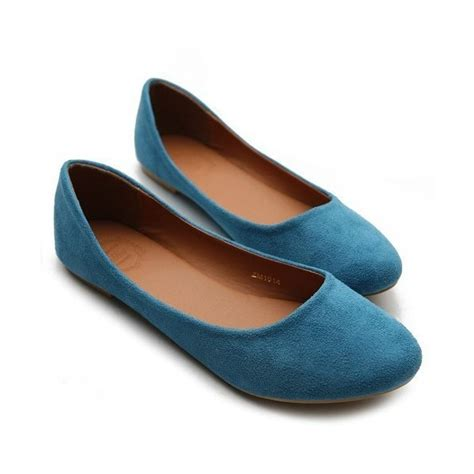 comfortable shoes for women over 50 ollio womens ballet flats loafers comfort light faux suede