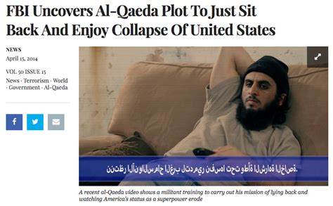 Just Sit Back And Enjoy by Fbi Unravels Al Qaeda Plot Just Sit Back And Enjoy