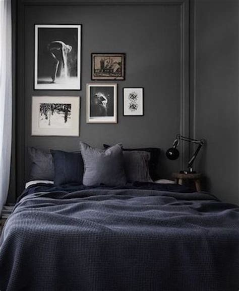 bedroom dark walls best 25 charcoal walls ideas on pinterest charcoal