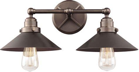 feiss bathroom lighting feiss vs23402anbz hooper vintage antique bronze 2 light